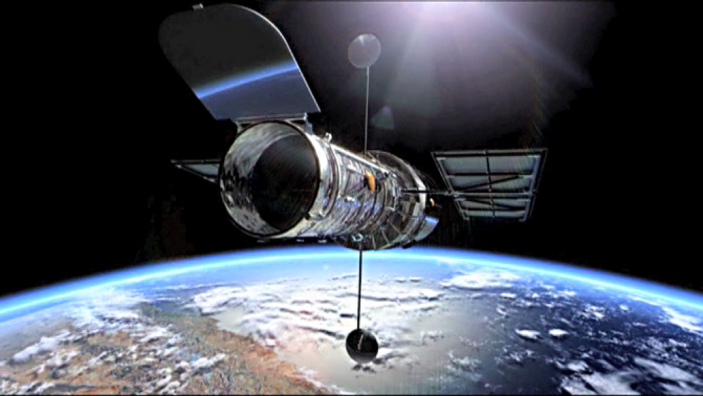 Happy Birthday, Hubble!