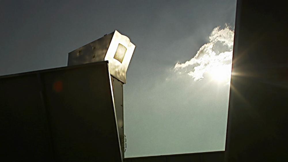 Strom aus Solarthermie