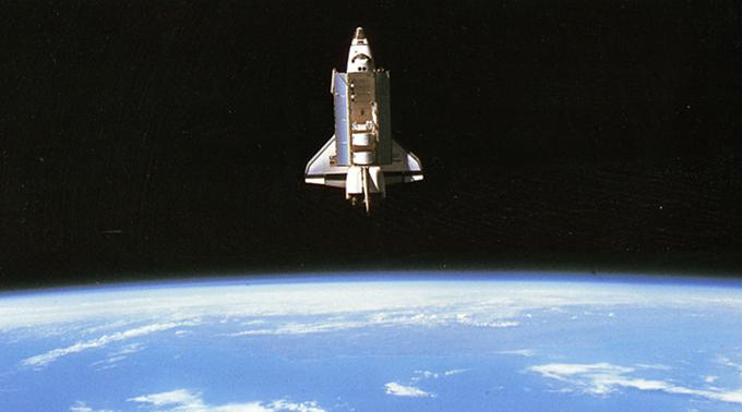 HYPERRAUM.TV   Space Shuttle