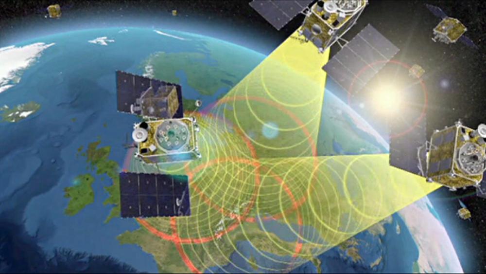 Galileo im Nano-Sekunden-Takt