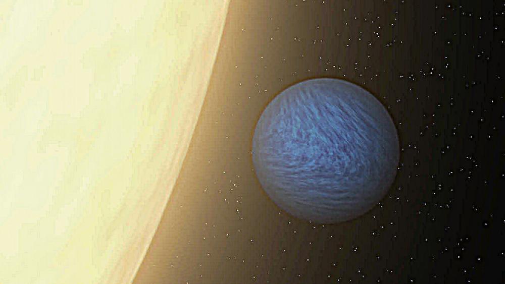 Exoplanetare Spurensuche