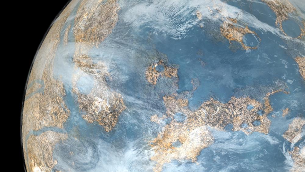 Biomarker für Exoplaneten