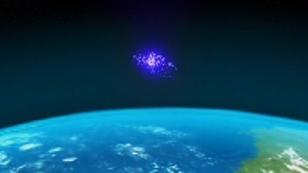Teilchenlabor in den Anden
