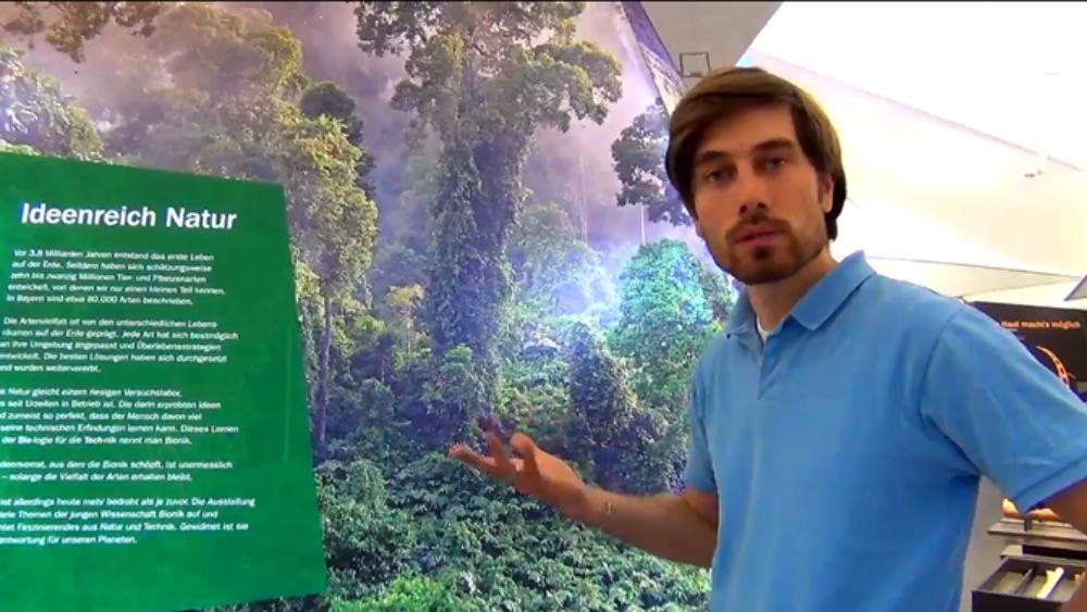 """""""Bionicum"""": lernen von der Natur"""