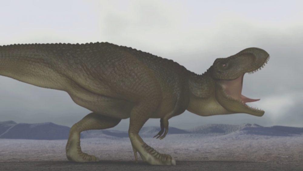 Mahlzeit, Dino!
