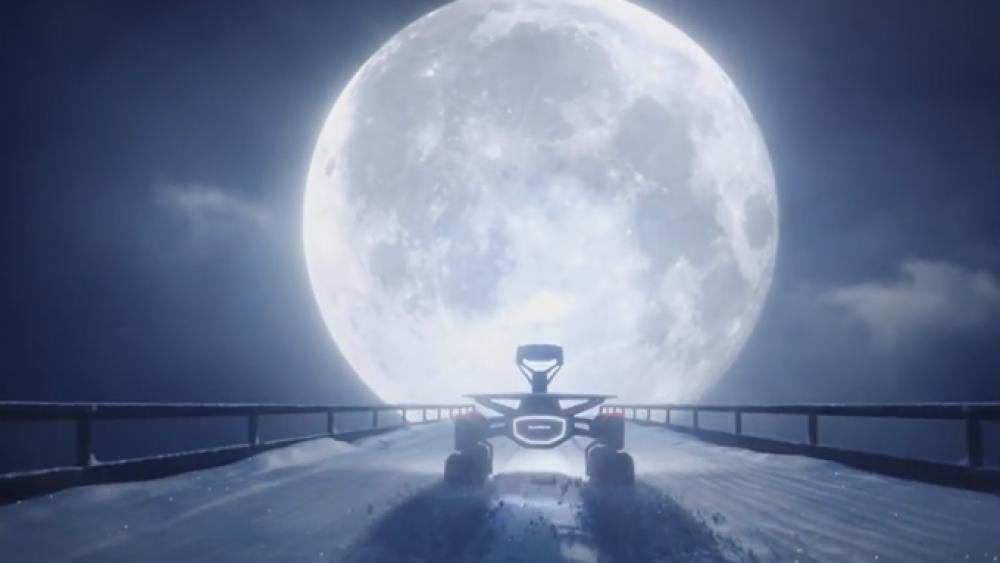 Der Schuss zum Mond