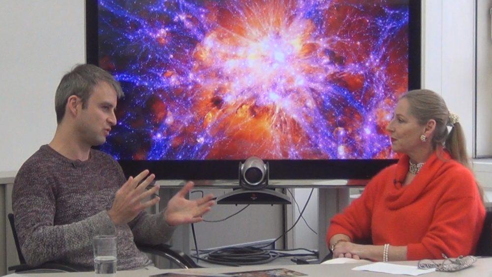 Dunkle Energie und kosmische Leere