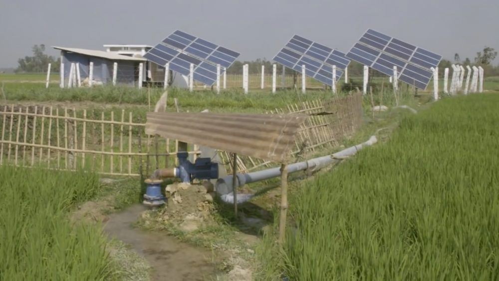 Mini-Netze und Mega-Kraftwerke