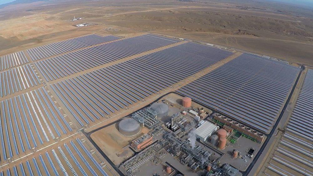 Das größte Sonnenkraftwerk der Erde
