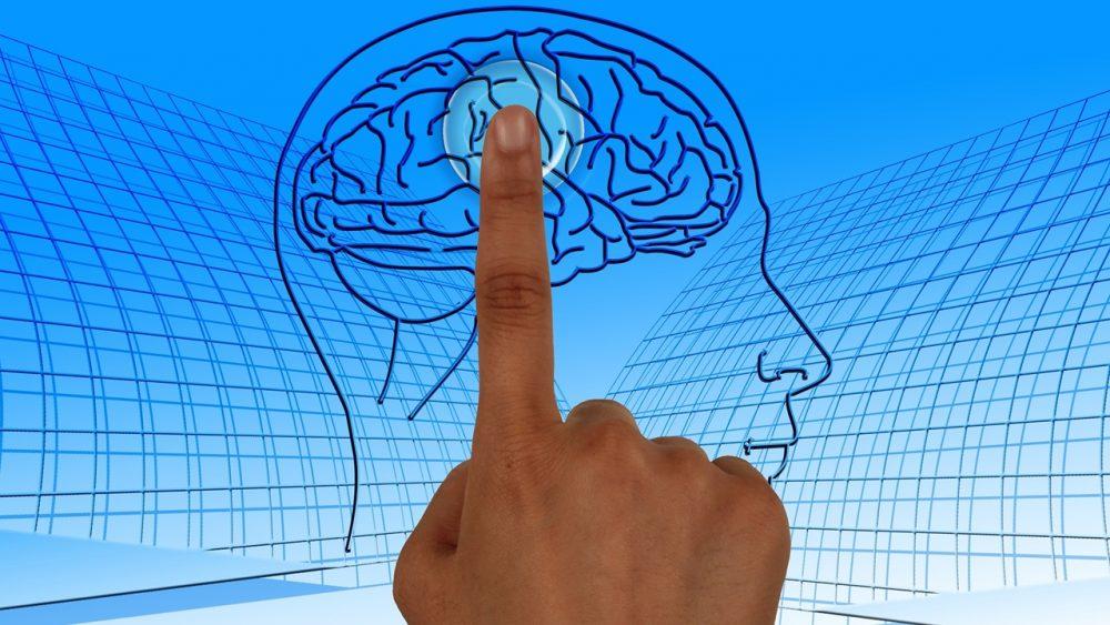 Schalter im Kopf