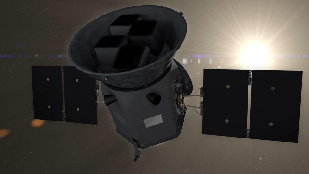 Orbitale Planetenjäger