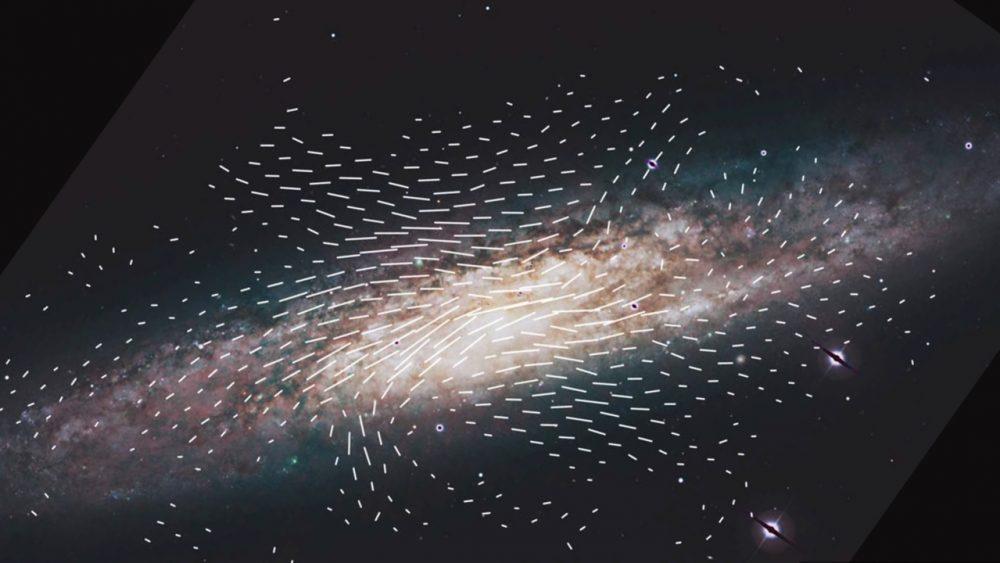 Galaktischer Dynamo