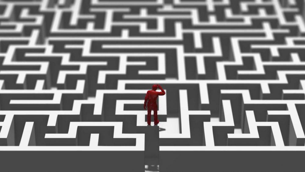 Im Labyrinth der Produkte